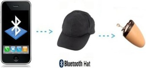 Bluetooth Cap Earpiece