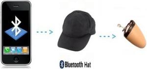 Bluetooth Cap Earpiece