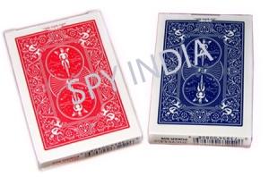 spy marked card