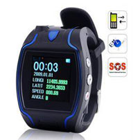 Spy Gps Watch